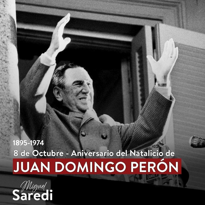 Juan Domingo Perón, el hombre que marcó la vida política de la Argentina