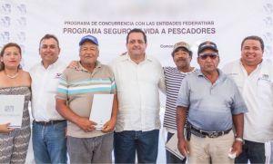 seguros de vida a pescadores