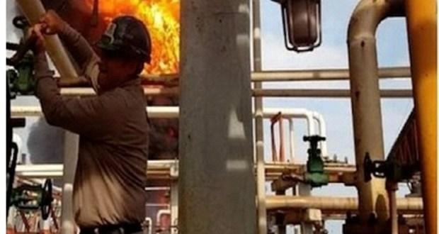 Llevará 90 días reparación en refinería Minatitlán