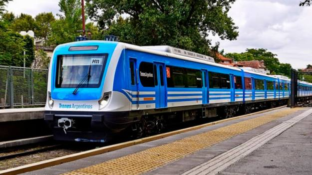 Tren Sarmiento Suspendido: Dos guardas con síntomas de Coronavirus ...