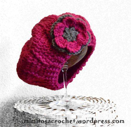 Patrones de boinas para tejidos a crochet