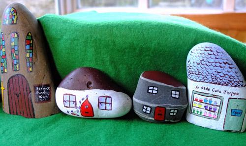 creatividad con piedras 1