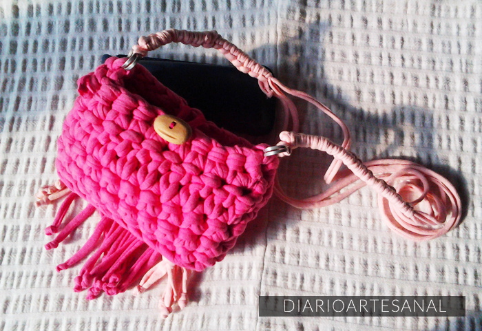 crochet-cartera