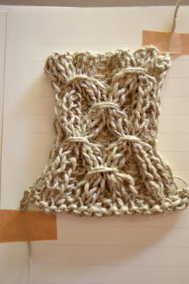 crochet con rafia o hilo sisal 5