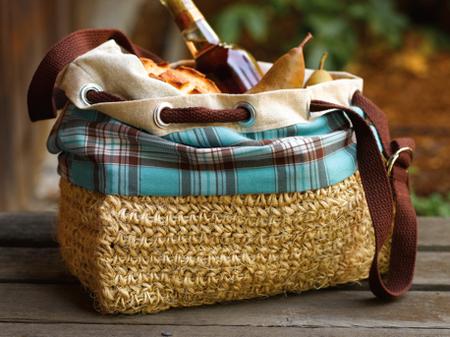 crochet con rafia o hilo sisal 12