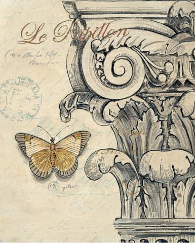 postales antiguas para decoupage 6