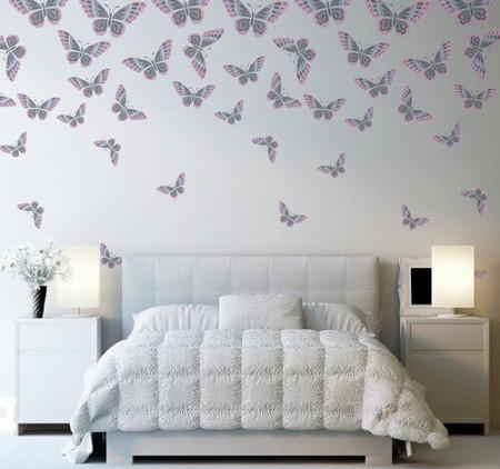 Decorar Pared Dormitorio Decoracin Del Hogar Prosalocom