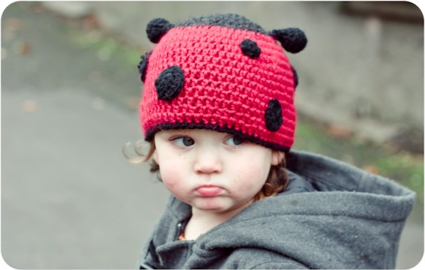 gorros de crochet para bebés 1