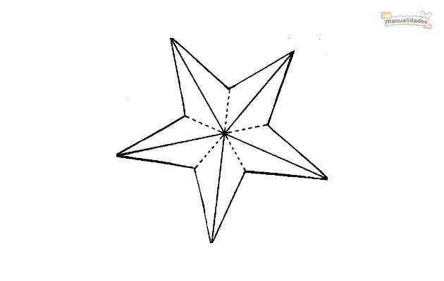 plantilla-estrella-navidad