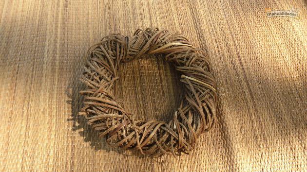Coronas paso a paso cómo hacer la estructura para una corona natural