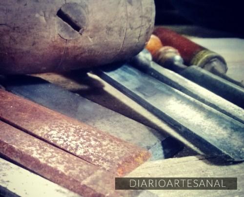 Quitar óxido de las herramientas 1