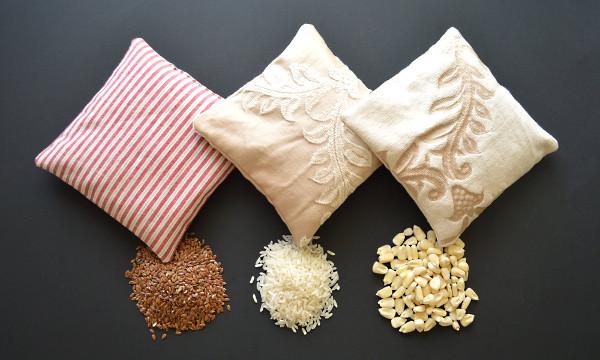 Cómo hacer bolsas de semillas calientes