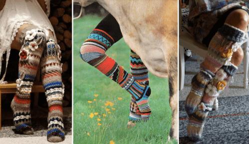 patrones de calcetines