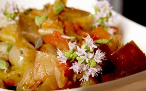 Flores de orégano receta de cocina