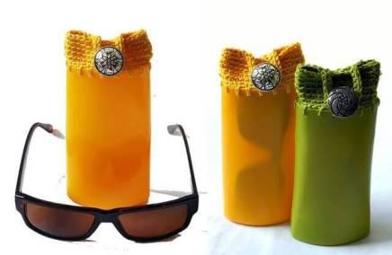 Reciclaje botellas de champú ideas portalentes