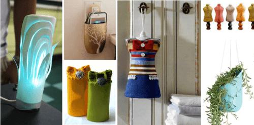 reciclaje botellas de champú