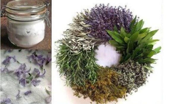Flores de romero recetas