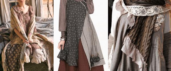 Reciclaje de ropa ideas para prendas boho