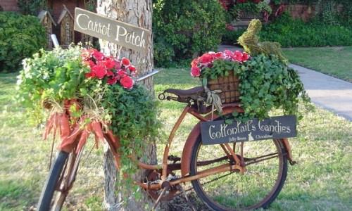 Ideas creativas para jardines