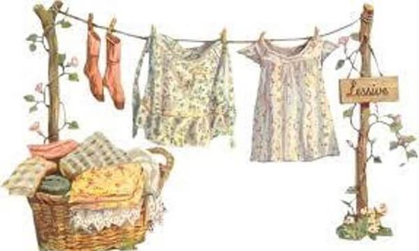 Suavizante de ropa casero