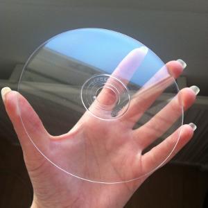 Dejar transparente el cd
