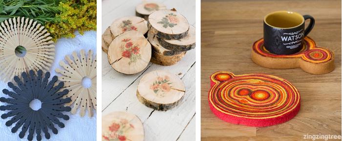 60 manualidades f ciles y originales para decorar tu hogar - Ideas para hacer manualidades en casa ...