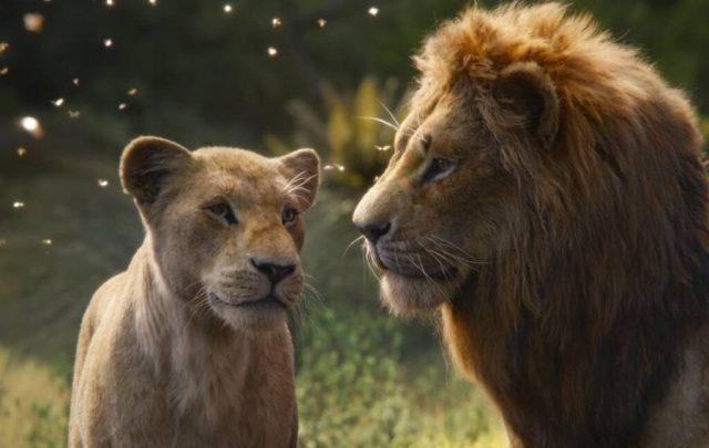 """""""El rey león"""" encabeza taquilla en parte continental de China"""