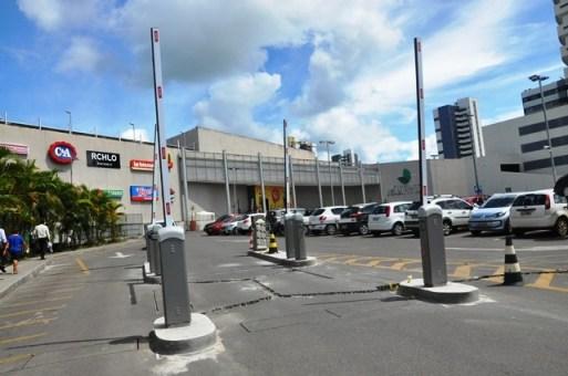 Estacionamento no shopping tem valor inicial de R$ 5,00 - Diário Bahia