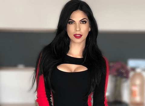 96a4650c8 La actriz África Zavala a través de sus redes sociales compartió una sexy  foto
