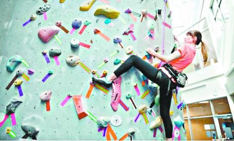 Sugerencias para Fin de Semana en CDMX L6 escalada en muro 8cm color