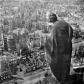 Peter, R. (Dresde. 1945) Dresde tras los bombardeos vista desde lo alto de la torre del ayuntamiento.