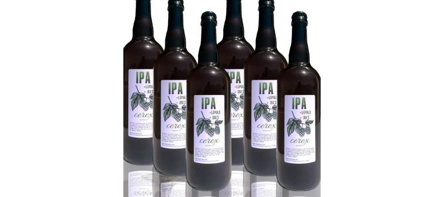 Cerex IPA, la cerveza del verano