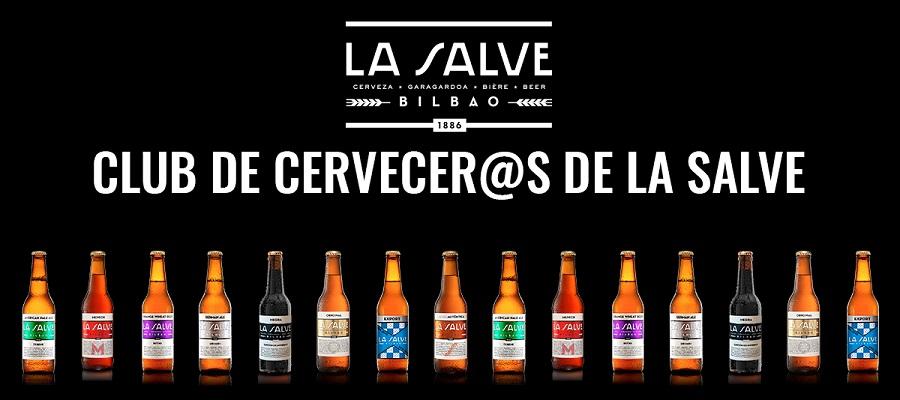 Club de cerveceros de LA SALVE
