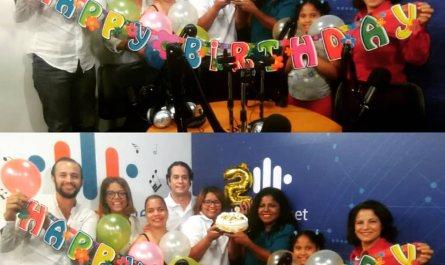 Segundo Aniversario Mi Familia Radio