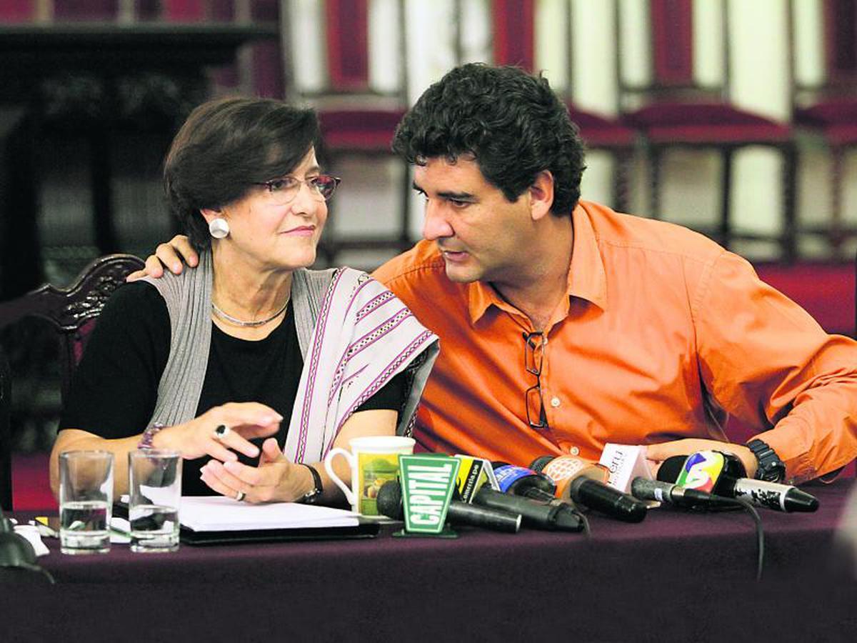 Susana Villarán lleva a revocado Eduardo Zegarra a Emmsa | PERU | CORREO