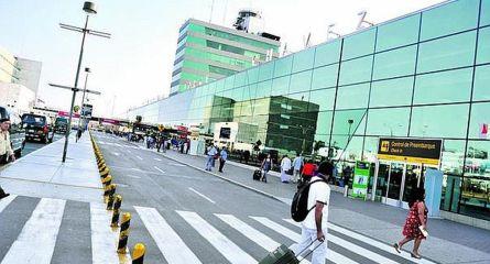 Aeropuerto (Foto: Archivo Correo)