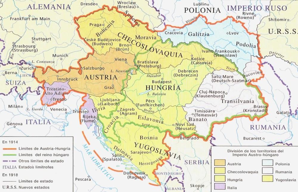 Imperio Austro Hungaro