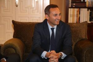 César Sánchez Diputación Alicante