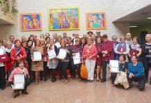 Sant Joan Homenaje jubilados