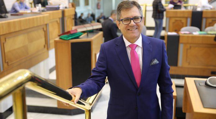 El nuevo diputado Juan José Castelló