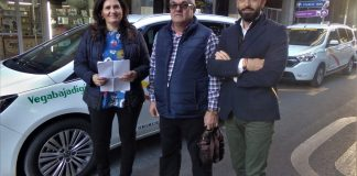 PP Orihuela moción defensa sector taxi
