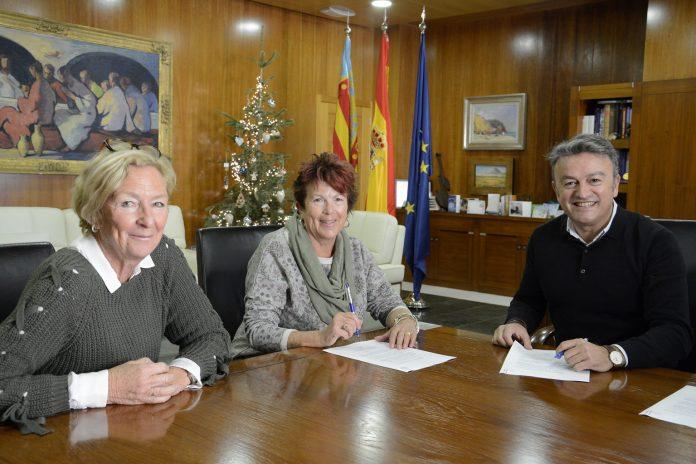 convenio de APASA Diario de Alicante