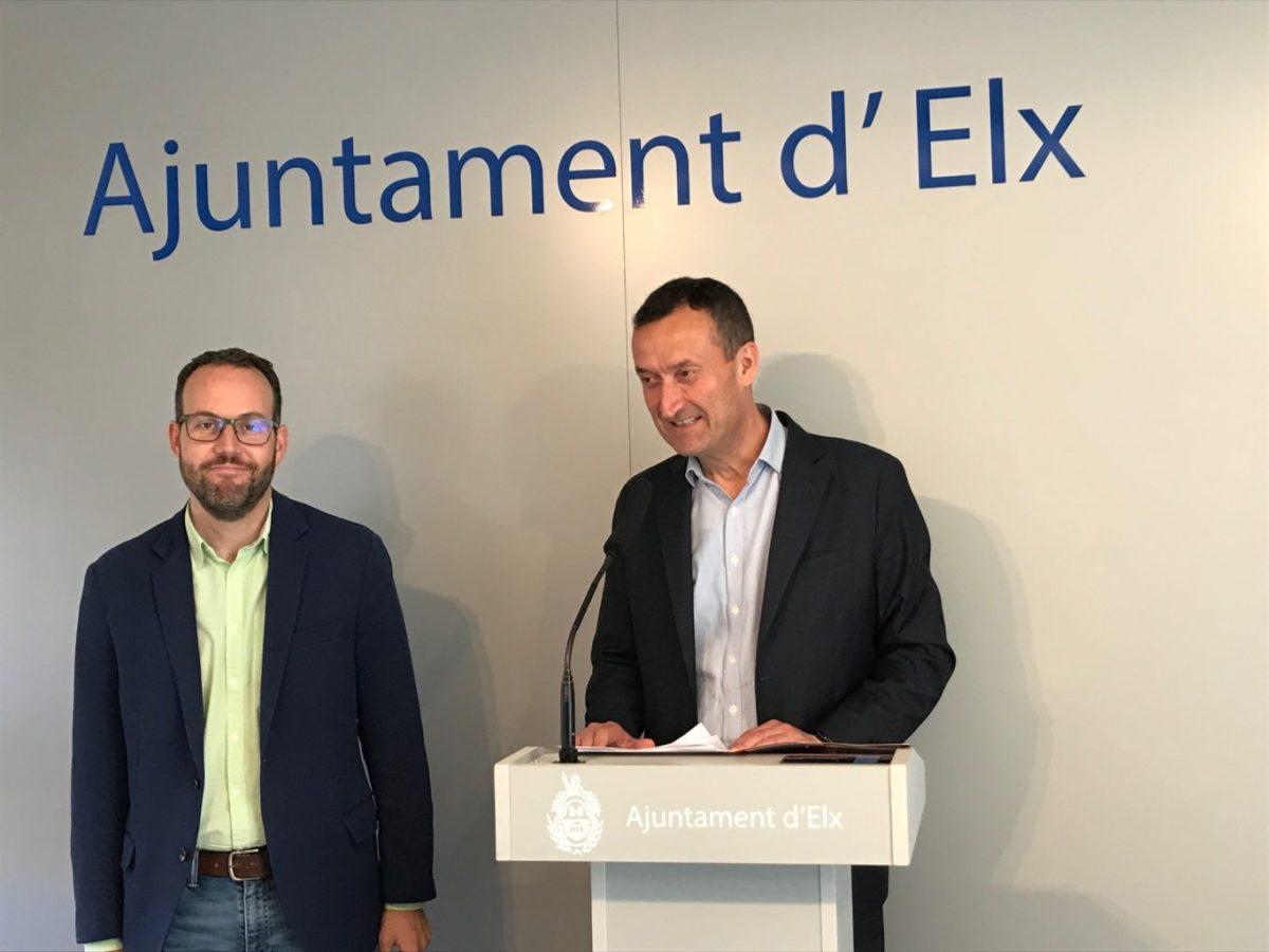 El Ayuntamiento moviliza 3,5 millones de euros para contratar a 143 desempleados menores de 30 años de Elche