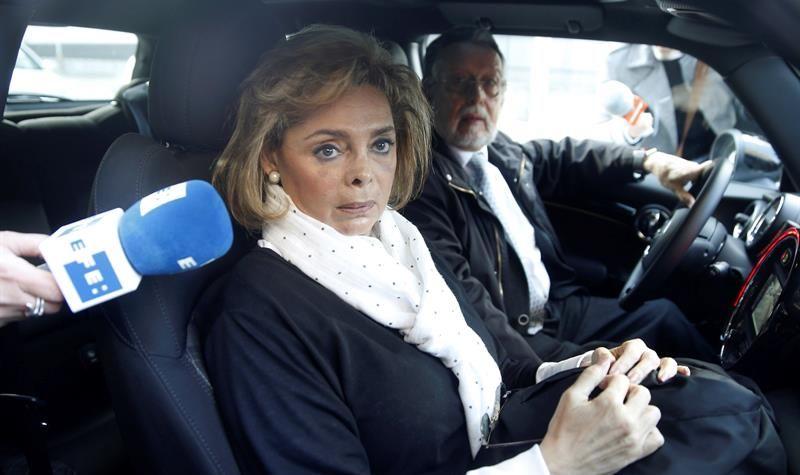 Se suicida María José Alcón, la exconcejala que confesó el blanqueo del PP