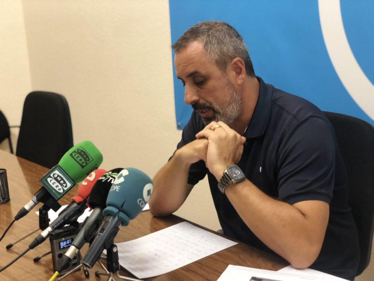 El grupo popular de Elche denuncia que ya se están produciendo los primeros efectos negativos del Pativel en La Marina