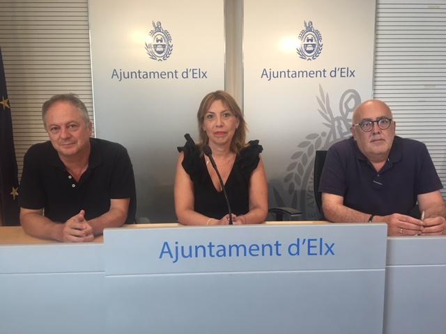 El Ayuntamiento elabora un plan municipal para garantizar unas fiestas de Elche seguras y libres de agresiones sexistas