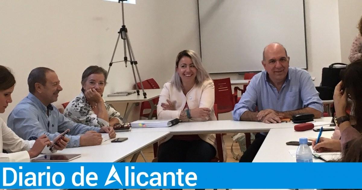 Alicante presenta el Estudio sobre comercio en la zona EDUSI