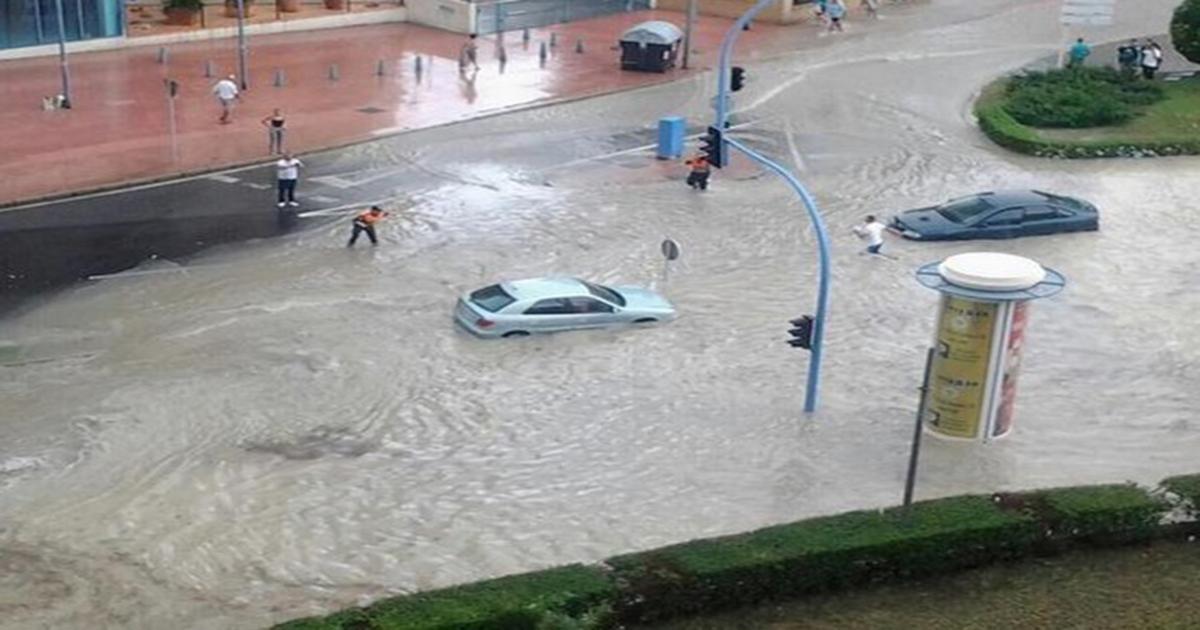 La provincia de Alicante se prepara para la llegada de la gota fría