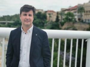 Eduardo García-Ontiveros, alcaldable de Cs en Elche