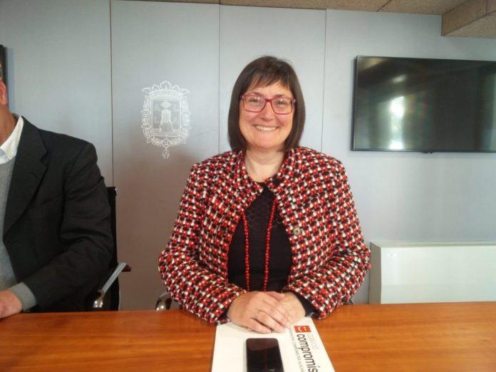 Sonia Tirado, edil de Compromís en el Ayuntamiento de Alicante / Compromís Alacant